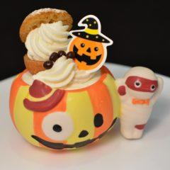 10かぼちゃのプリン